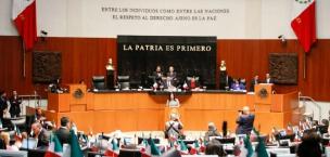 Reporte Legislativo, Senado de la República: Jueves 20 de Septiembre de 2018