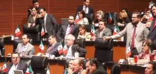 Reporte Legislativo: Senado de la República, Jueves 12 de septiembre de 2019