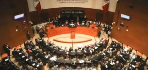 Reporte Legislativo: Senado de la República, Martes 15 de octubre de 2019