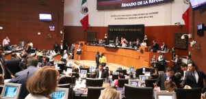 Reporte Legislativo: Senado de la República, Jueves 17 de octubre de 2019