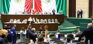 Reporte Legislativo, Cámara de Diputados: 6, 7, 12, 14, 15 y 22 de Noviembre de 2019