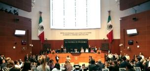 Reporte Legislativo, Senado de la República: Jueves 7 de Noviembre de 2019