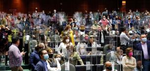 Reporte Legislativo, Cámara de Diputados: Jueves 22 de Octubre de 2020