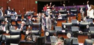 Reporte Legislativo, Senado de la República: Jueves 3 de Diciembre de 2020