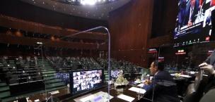 Reporte Legislativo, Comisión Permanente: Miércoles 13 de Enero de 2021