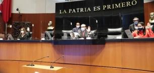 Reporte Legislativo, Senado de la República: Martes 2 de Marzo de 2021 (Matutina)