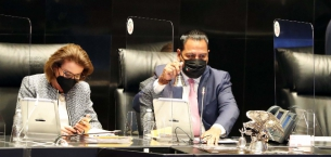 Reporte Legislativo, Senado de la República: Martes 2 de Marzo de 2021 (Vespertina)