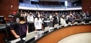 Reporte Legislativo, Senado de la República: Jueves 21 de Octubre de 2021