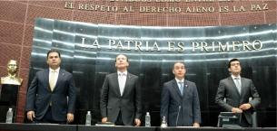 Reporte Legislativo, Comisión Permanente: Miércoles 13 de agosto de 2014