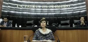 Reporte Legislativo, Senado de la República: Domingo 31 de agosto de 2014