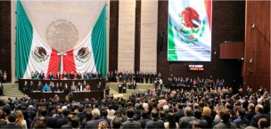 Reporte Legislativo, Sesión de Congreso General: Lunes 1 de septiembre de 2014