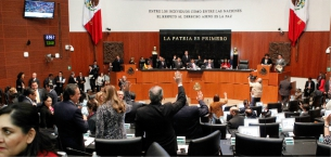 Reporte Legislativo, Cámara de Senadores: Martes 14 de octubre de 2014