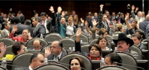 Reporte Legislativo, Cámara de Diputados: Miércoles 19 de noviembre de 2014