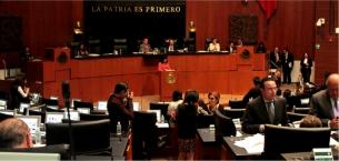 Reporte Legislativo, Cámara de Senadores: Jueves 27 de noviembre de 2014