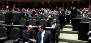 Reporte Legislativo, Cámara de Diputados: Miércoles 25 de Marzo de 2015