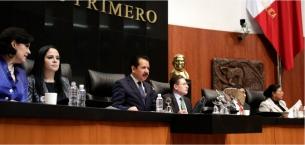 Reporte Legislativo, Cámara de Senadores: Jueves 26 de Marzo de 2015