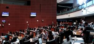 Reporte Legislativo, Cámara de Senadores: Jueves 23 de abril de 2015