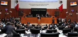 Reporte Legislativo, Senado de la República: Martes 29 de septiembre de 2015