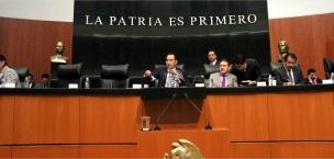 Reporte Legislativo, Senado de la República: Miércoles 30 de septiembre de 2015