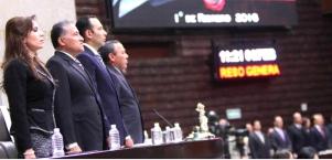 Reporte Legislativo, Cámara de Diputados: Lunes 1 de febrero de 2016