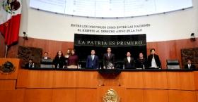 Reporte Legislativo, Senado de la República: Jueves 4 de febrero de 2016