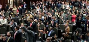 Reporte Legislativo, Cámara de Diputados: Jueves 16 de junio de 2016