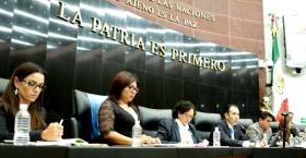 Reporte Legisltativo, Comisión Permanente: Miércoles 3 de agosto de 2016