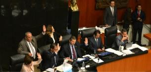 Reporte Legislativo, Senado de la República: Martes 20 de septiembre de 2016