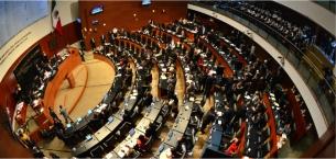 Reporte Legislativo, Senado de la República: Jueves 22 de septiembre de 2016