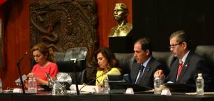 Reporte Legislativo, Senado de la República: Martes 27 de septiembre de 2016