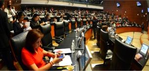 Reporte Legislativo, Senado de la República: Jueves 29 de septiembre de 2016