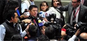 Reporte Legislativo, Cámara de Diputados: Martes 29 de noviembre de 2016