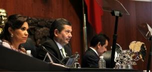 Reporte Legislativo, Senado de la República: Miércoles 30 de noviembre de 2016