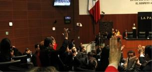 Reporte Legislativo, Senado de la República: Martes 6 de noviembre de 2016
