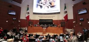 Reporte Legislativo, Senado de la República: Jueves 16 de Febrero de 2017