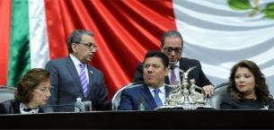 Reporte Legislativo, Cámara de Diputados: Martes 21 de Febrero de 2017