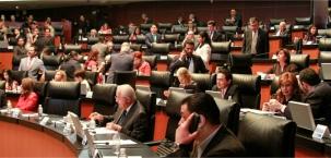 Reporte Legislativo, Senado de la República: Martes 18 de abril de 2017