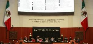Reporte Legislativo, Senado de la República: Jueves 20 de abril de 2017