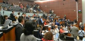 Reporte Legislativo, Comisión Permanente: Miércoles 16 de agosto de 2017