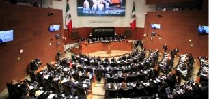 Reporte Legislativo, Senado de la República: Martes 17 de Octubre de 2017
