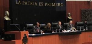 Reporte Legislativo, Senado de la República: Jueves 22 de Febrero de 2018
