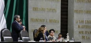 Reporte Legislativo, Cámara de Diputados: Jueves 22 de Febrero de 2018