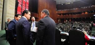Reporte Legislativo, Cámara de Diputados: Jueves 8 de Marzo de 2018