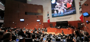 Reporte Legislativo, Senado de la República: Martes 24 de abril de 2018