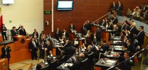 Reporte Legislativo, Comisión Permanente: Martes 8 de mayo de 2018