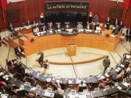 Proponen temas de consenso para periodo de sesiones en Senado