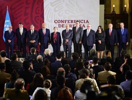 Plantea Cepal integración energética de México y Centroamérica para contener migración