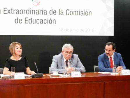 Sin consenso, reinicia Senado proceso para funcionarios de Organismo para la Mejora Continua de la Educación