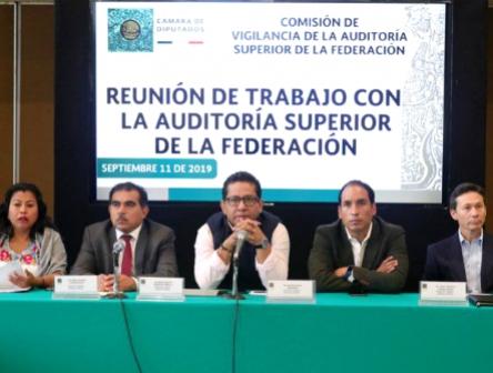 Advierte Morena a la Auditoría que sus resultados no son acordes con su petición de incremento presupuestal