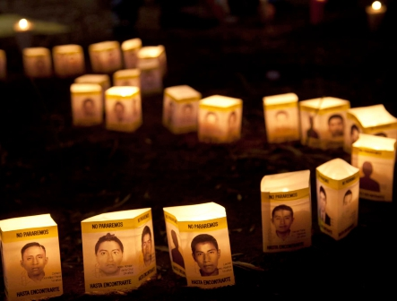 México se ha acostumbrado a vivir con desapariciones forzadas